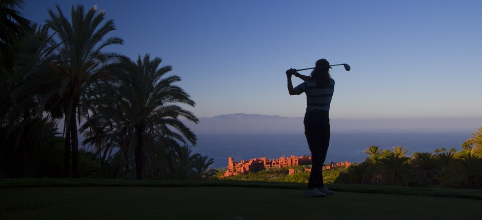Abama Golf & Spa Resort Golfbaner på Tenerife