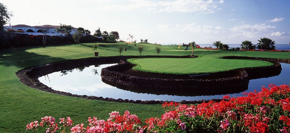Amarilla Golf & Country Club Golfbaner på Tenerife