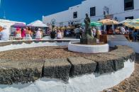 Marked i Teguise + Markeder på Lanzarote